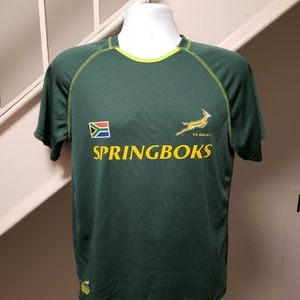 Springboks South African Rugby Jersey